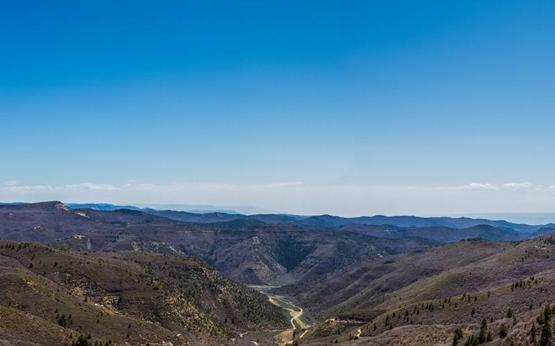 baxter pass panoramasmall