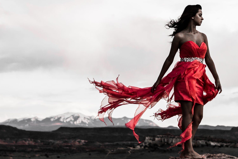 Dolores Desert Dresses